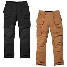 CARHARTT Pantaloni Uomo 5 Pocket Rigby Pants Pantaloni Federale //// w30 a w42 NUOVO