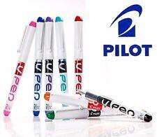 Pilot V Pen Disposable Fountain Pen Nib Erasable Colour Liquid Ink SVPN-4W New