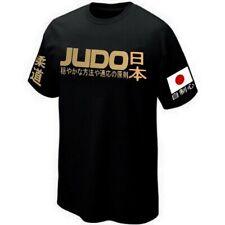 JUDO T-SHIRT - COMBAT SPORT MARTIAL-ART - Silkscreen