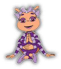 Fifi And The Flowertots Cartoon Webby Sticker Bumper Decal - ''SIZES''