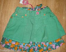 Nolita Pocket girl Evvia green summer skirt  3-4 y  BNWT designer