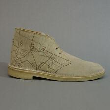 Clarks Desert Boot Sand Interest 26118164 Schnürschuhe beige sandfarben