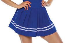 Blue Cheer Damen Erwachsene Sportlich Cheerleader Kostüm Rock