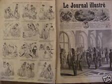 LE JOURNAL ILLUSTRE 1867 N 158 L'EMPEREUR NAPOLEON III