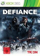 Defiance (Microsoft XBOX 360, 2013, DVD-BOX)