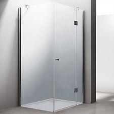 Duschkabine Dusche Duschabtrennung Eckdusche 8mm ESG Glas inkl.NANO Rav5
