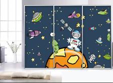 3D Astronaut Space Cartoon 668 Wall Paper Wall Print Decal Wall AJ WALLPAPER CA