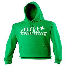 Evolution Karate HOODIE hoody birthday gift martial arts taekwondo judo MMA