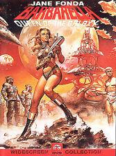 Barbarella: Queen of the Galaxy (DVD, 1968, Region 1)