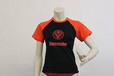 """Original Jägermeister """"Raglan"""" Girlie Shirt Gr. S - L,  OVP &Neu"""
