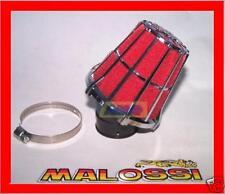 FILTRO ARIA SCOOTER 50 MALOSSI E5 30° PHVA PHBN  ø 38