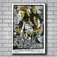 C3874 Art 1987 American Horror Film The Lost Boys Movie Pop Poster Hot Silk Gift