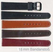 Vera Marchi-sella in pelle-Nastro di orologi, 16+18+20+22 mm + Lunghezza Da Donna + XL
