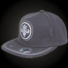 Affliction Crest Hat Grau