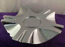 DOA / MHT CHROME Custom Wheel Center Cap Caps (SET OF 1) P/N 9720-75