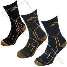 Hommes Ultimate travail chaussettes Boot Taille 6-11 Coussin Semelle Renforcée Bout 12 Paires