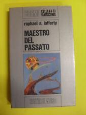 LAFFERTY MAESTRO DEL PASSATO EDIT.NORD 1972