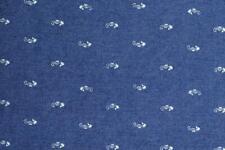 Tela De Jersey De Algodón Impresa Digital De Lujo Material-ponis