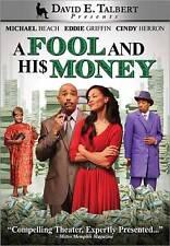 David E. Talbert's A Fool and His Money, Good DVD, Cindy Herron-Braggs, Chyna La