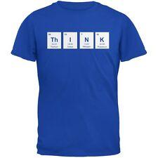 ThINK Periodic Elements Royal Adult T-Shirt