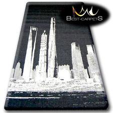 Moderne Sisal Tapis Floorlux Shanghai Pratique Résistant et Durable Nettoyage