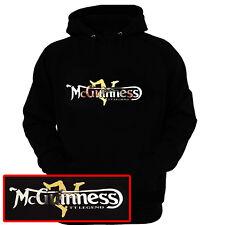 John Mcguinness NORTON 2018 inspiré` TT Legend` capuche en noir taille S M à XL