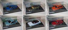 De Agostini-Opel Collection-Ixo-Maßstab 1:43-Oldtimer-Sammlung-Modell-PC-Vitrine
