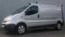 Dachgepäckträger - Dachträgerkorb - Dachgalerie für den Opel Vivaro L1H1