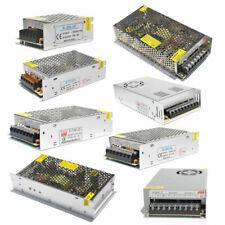 AC 110V TO DC 5V 12V 24V Switch Power Supply Driver Adapter LED Strip Light US