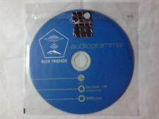 AUDIOGRAMMA Blue friends cd singolo PR0M0 RARISSIMO