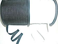 de la mejor Calidad Cinta Grogrén 10mm, 10 metros, blanco o negro,