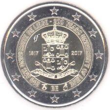 Belgien alle 2 Euro Gedenkmünzen / Sondermünzen - alle Jahre wählen - Neu
