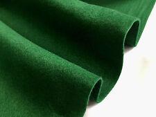 FELT FABRIC Material Craft Plain Colours Polyester 102cm Wide BOTTLE GREEN