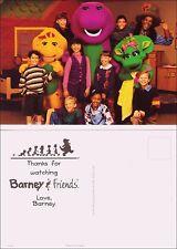 TV: Television Advertising: Barney the Dinosaur & Friends, Children. 1995.