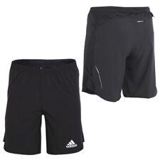 adidas Short Sequentials 8 Inch Laufshort Running Fitness Sportshort schwarz NEU