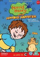 Horrid Henry & The Zombie Hamster [DVD] Film & TV