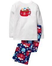 NWT Gymboree Girls  Cocoa Pajama Set Christmas Holiday 3,4,5-6,7-8,10-12