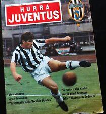 1966  HURRA' JUVENTUS  4° ANNO  NUMERO 11