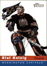 2000-01 Topps Heritage Hockey Card Pick