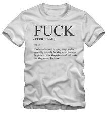 T-shirt / Magliatta Fuck word  Kraz Shop
