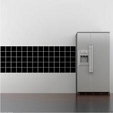 """30 Pared Arte Mosaico pegatinas falso Baño Cocina Azulejos 4 """"x4"""" calcomanía transferencia cubierta"""