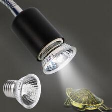 1X 25/50/75W Infrarouge Ampoule Chauffant Chaude Pour Reptile Amphibien Lampe