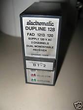Electromatic Dupline 128 Dual Reciever FAD 1213 120