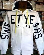 Sweat hommes Sweet Years avec logo sur manches poches e à capuche art SYU3252