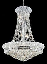 "Palace Bangle 36""H 14 Lights Crystal Chandeliers light - C Precio Mayorista"