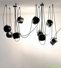 Modern LED Chandelier Ceiling Light Pendant Suspension Lamp living room Lighting
