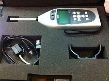 01dB SIP95 Sound Level Logging Meter FFT Audio Analyzer