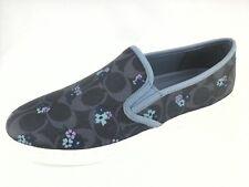 Coach Parkside  FG1261 Signature Designer Fashion Shoes cornflower Denim 9 & 10