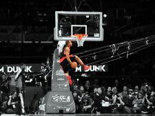 DeMar DeRozan Toronto Raptors Slam Dunk Contest BW Huge Print POSTER Affiche