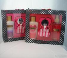 Victoria Secret Box Set Pure Daydream or Love Spell Lotion Fragrance Mist Mirror
